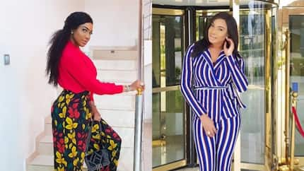 I never loved my body while growing up - says Nollywood actress Chika Ike