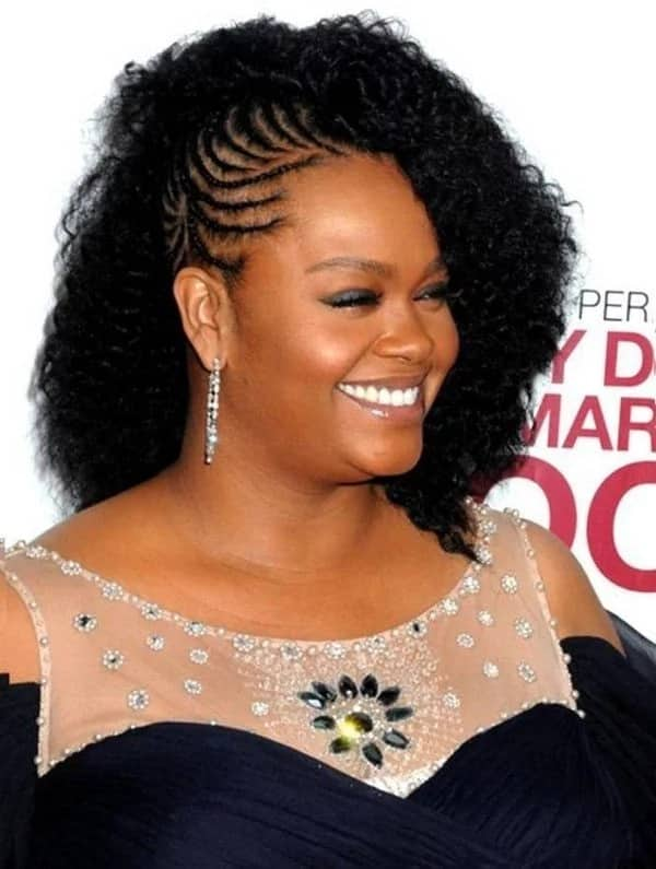 Nigerian Hairstyles For Round Faces Legitng