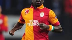 Emmanuel Eboue reveals the two celebrities who stopped him from killing himself