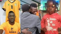 Zambian star whose goal was disallowed against Super Eagles learns of daughter's death during Nigeria clash