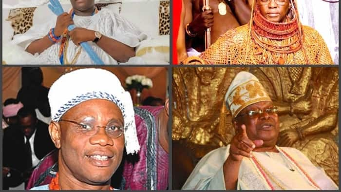 Top 10 Obas in Yorubaland: Interesting facts about the rulers