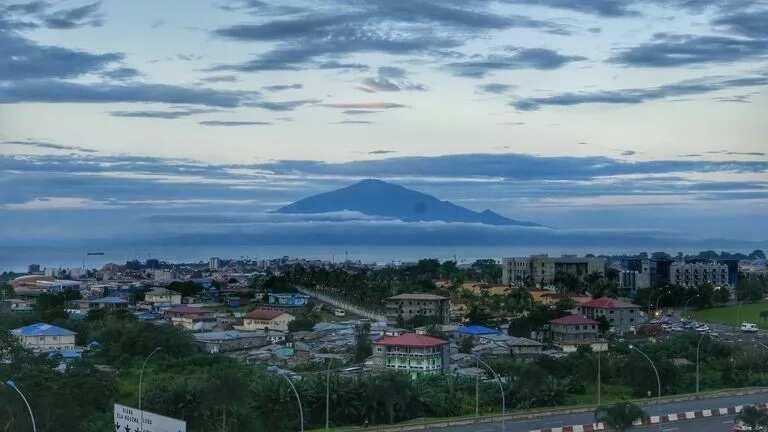 Equatorial Guinea town