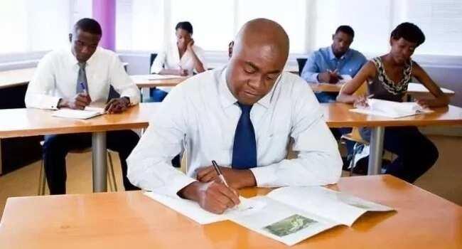 Writing professional exams in Nigeria