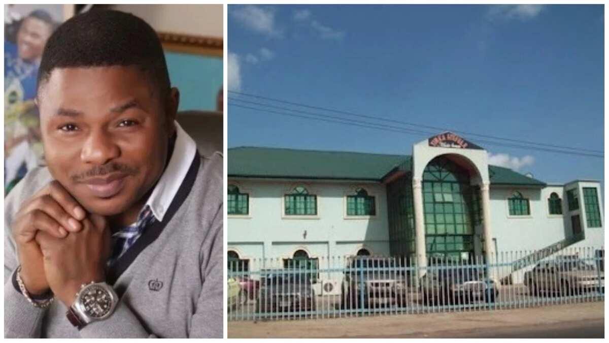 Oyo government set to demolish Yinka Ayefele's radio house where 150 people earn a living
