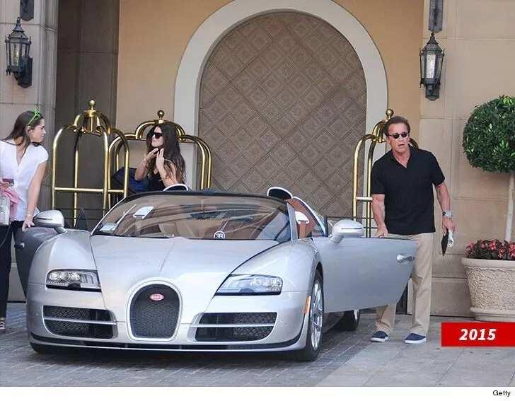 Nigerian man known as Doctor Bugatti buys Arnold Schwarzenegger's Bugatti for N902m