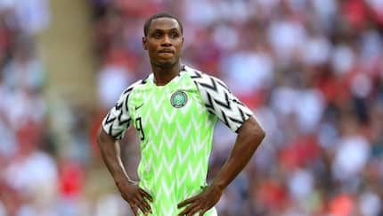 Ighalo reveals heartbreaking thing Nigerians did to his family after World Cup that forced him to almost quit playing for Super Eagles