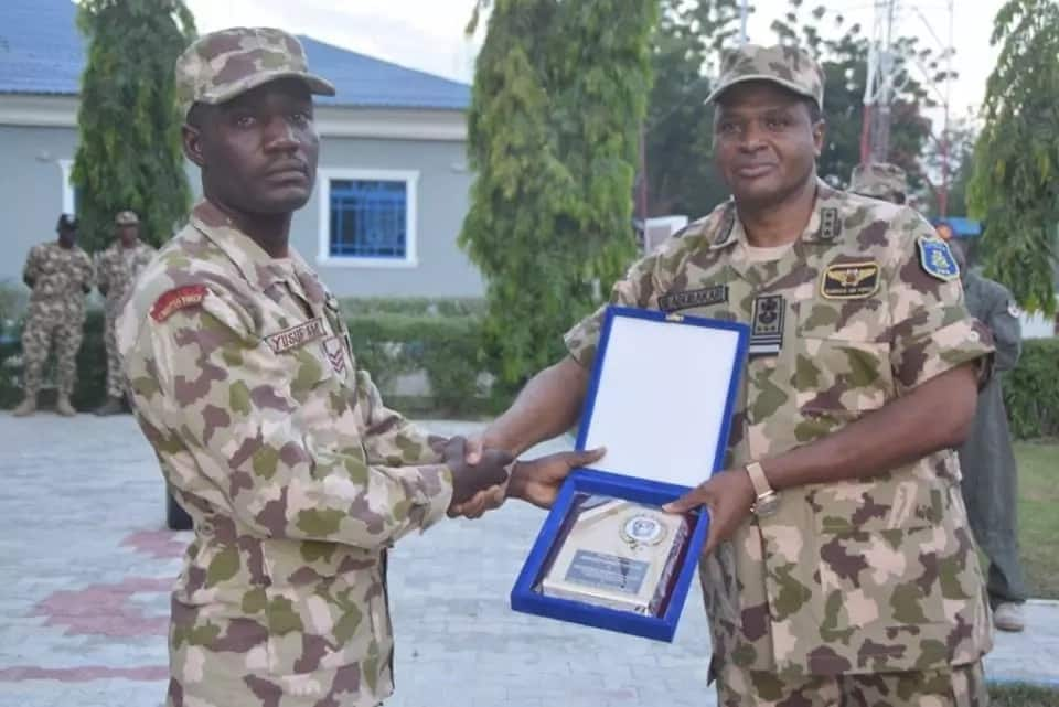 To boost morale of troops, Chief of Air Staff celebrates Sallah in northeast (photos)