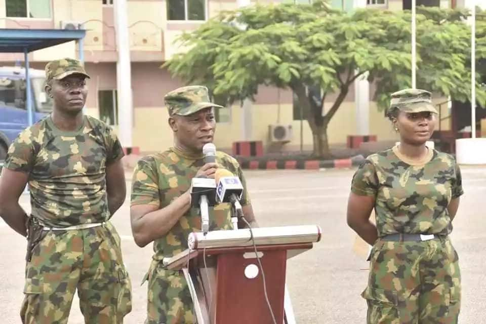 NAF holds third quarter 2018 route march for personnel in Abuja