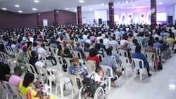 Pastor Chris Oyakhilome adds to reputation as powerful faith healer with August 2018 healing school