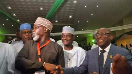 Breaking: Landslide victory recorded as new NFF president emerges
