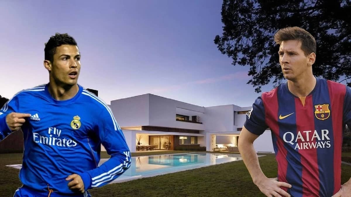 Messi S House Vs Ronaldo S House Updated 2019 Legit Ng