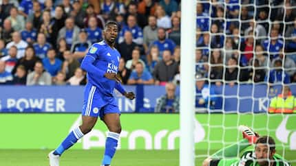 Super Eagles star scores first goal of the season in England as his club destroys opponent