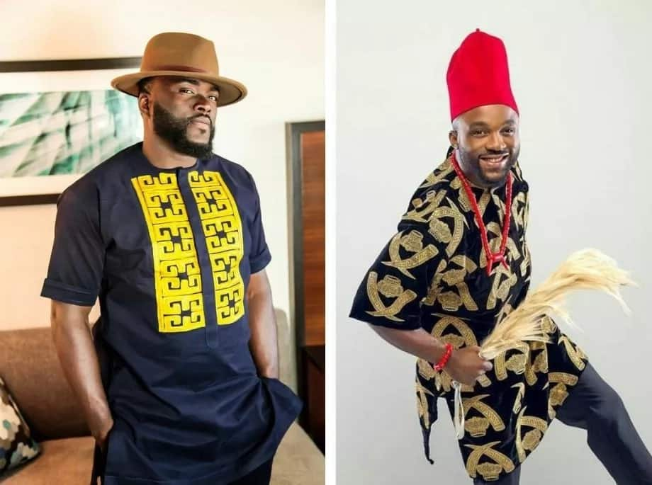 Latest Nigerian men's fashion 2018 traditions