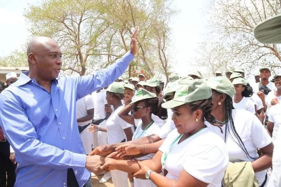 Saraki visits NYSC camp in Kwara over death of young corps member