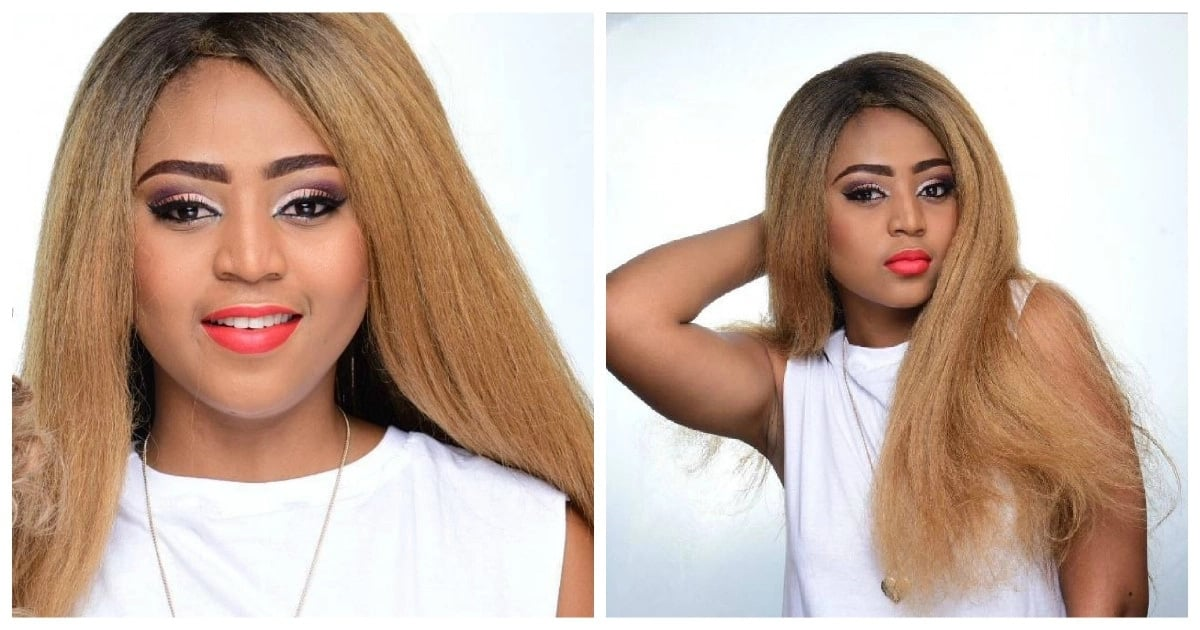 The most beautiful young actress of Nollywood