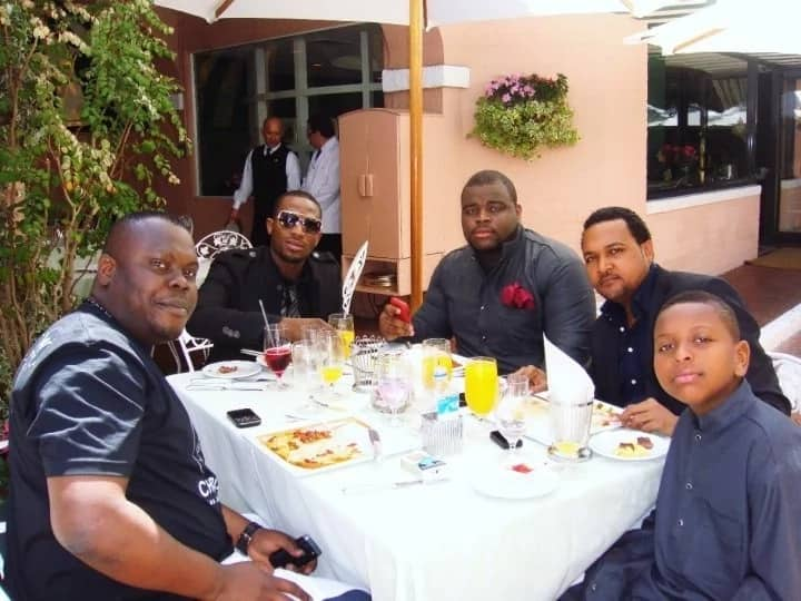 Diezani Alison-Madueke family