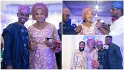 Top Nigerian celebrities party hard as famous comedian throws lavish party to celebrate the arrival of his twin babies (photos)
