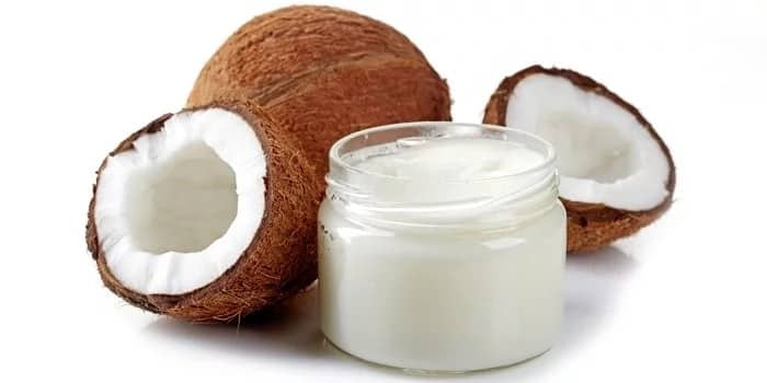 make coconut oil