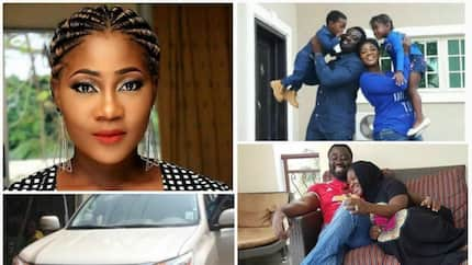 Latest information about Mercy Johnson's house and cars