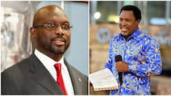 Liberia's new president Weah to visit TB Joshua's Synagogue Church for thanksgiving, following historic victory