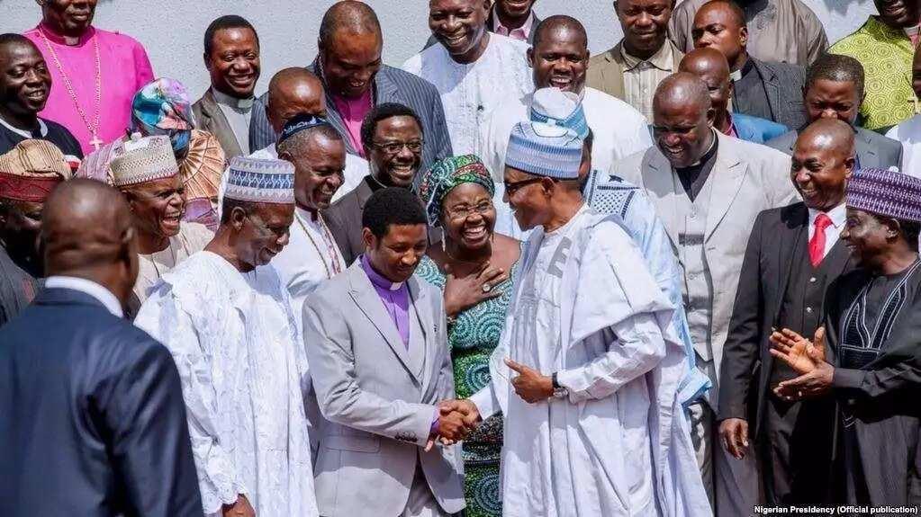 Bukatu 4 da kungiyar Kiristoci ta mikawa shugaba Buhari