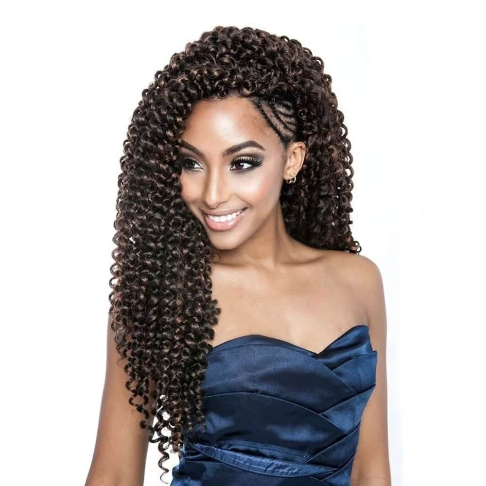 Image result for how to crochet hair