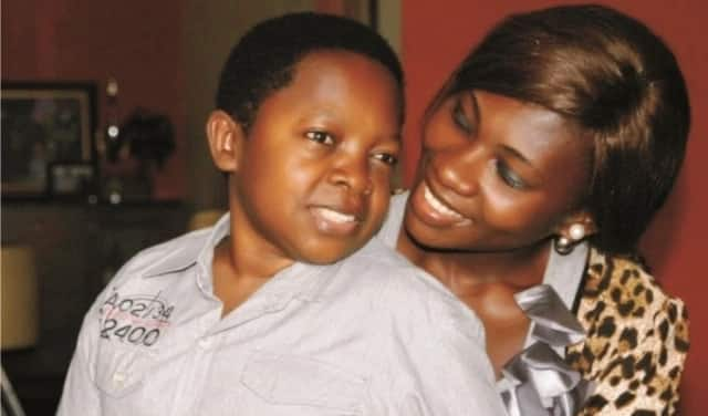 Actor Chinedu Ikedieze wife