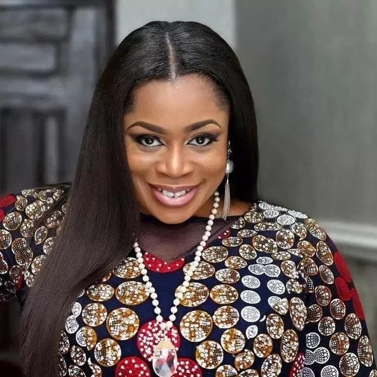 Nigerian female gospel singer Sinach