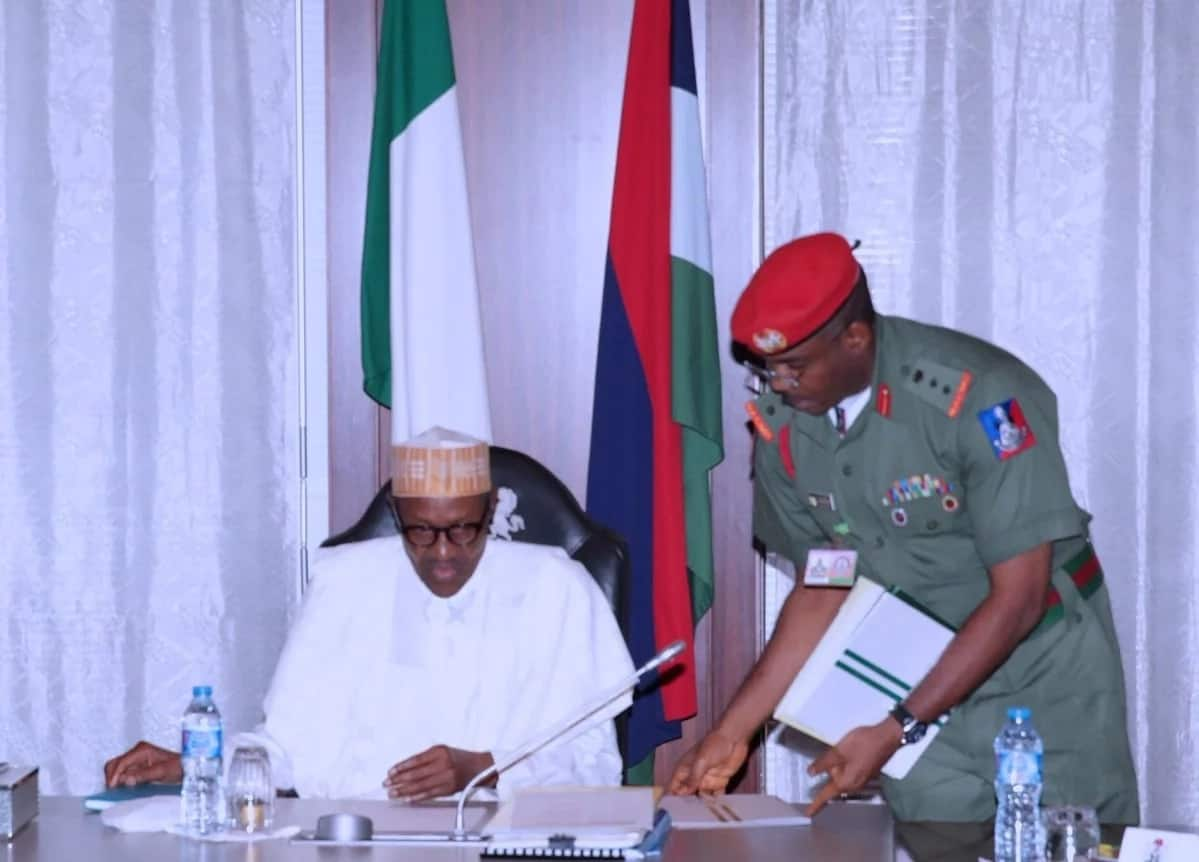 We'll override President Buhari if he does not sign Peace Corps bill - National Assembly