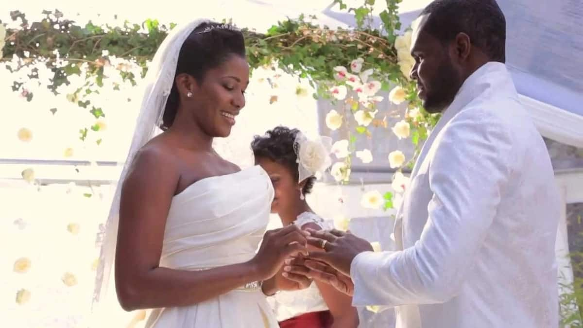 Stephanie Okereke wedding
