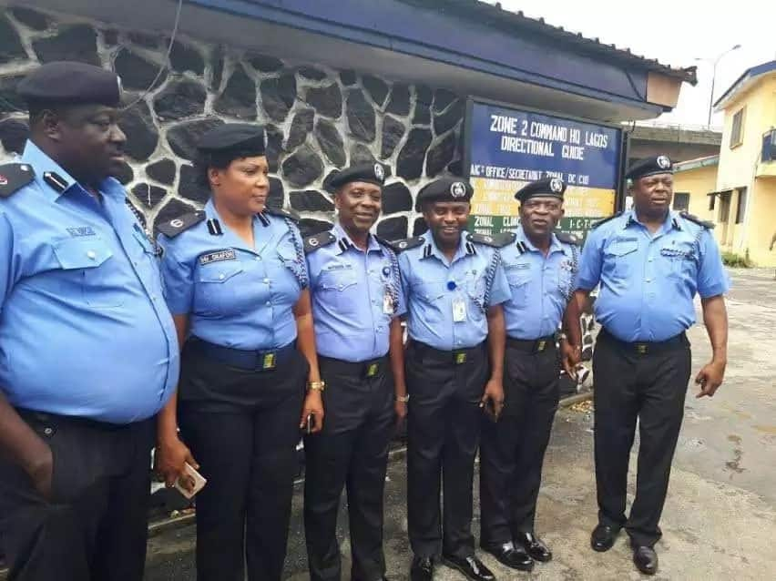Nigerian police ranks and their salaries ▷ Legit ng