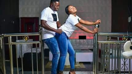 Nigerian couple take pre-wedding photoshoot to nightclub