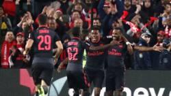 Breaking! Lacazette scores as sensational Arsenal win first pre-season fixture (video)