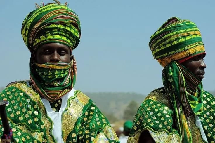 List of the Hausa states in Nigeria
