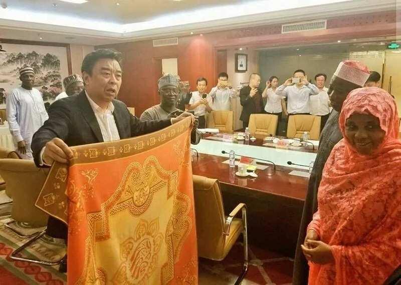 Gwamnatin jihar Kano da hadin gwiwar kamfanin Ruyi na China zasu gina masa'antar samar da tufafi na dala miliyan 600 (Hotuna)