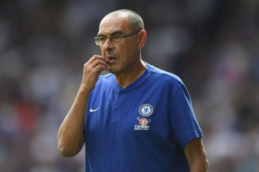 Chelsea boss Sarri makes personal phone call' to £50m target Nabil Fekir
