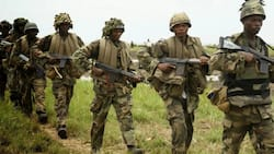 Breaking: Criminals in trouble as Nigerian Army launches special operation in southeast state