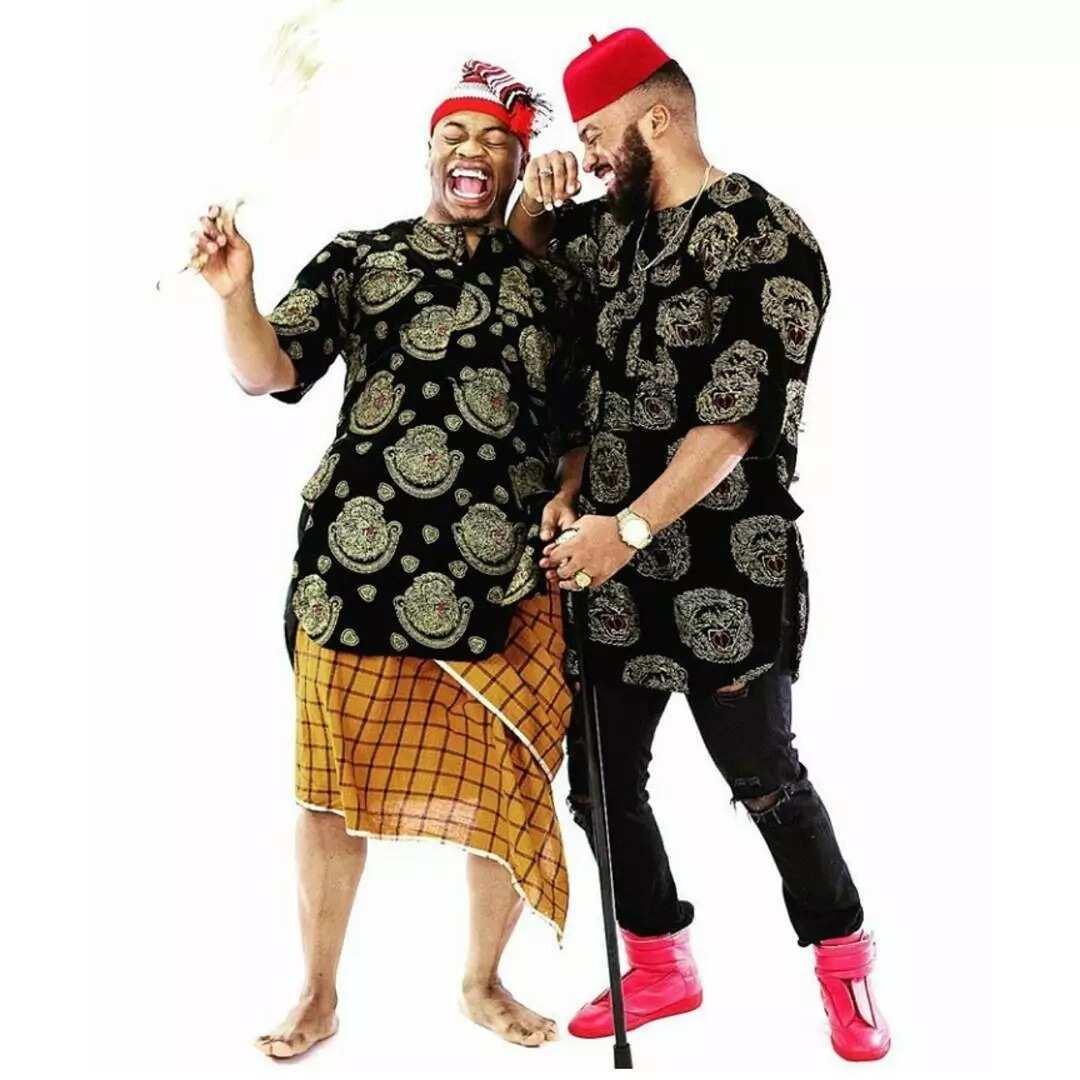 Igbo cultural dressing for men