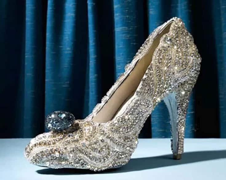 Kathryn Wilson shoe - most expensive shoes in the world