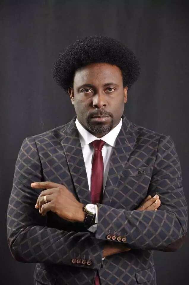 Samsong - Gospel musician in Nigeria