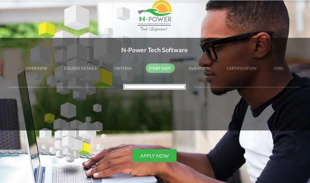 NPower recruitment registration