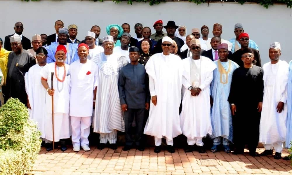 Current ministers in Nigeria 2018