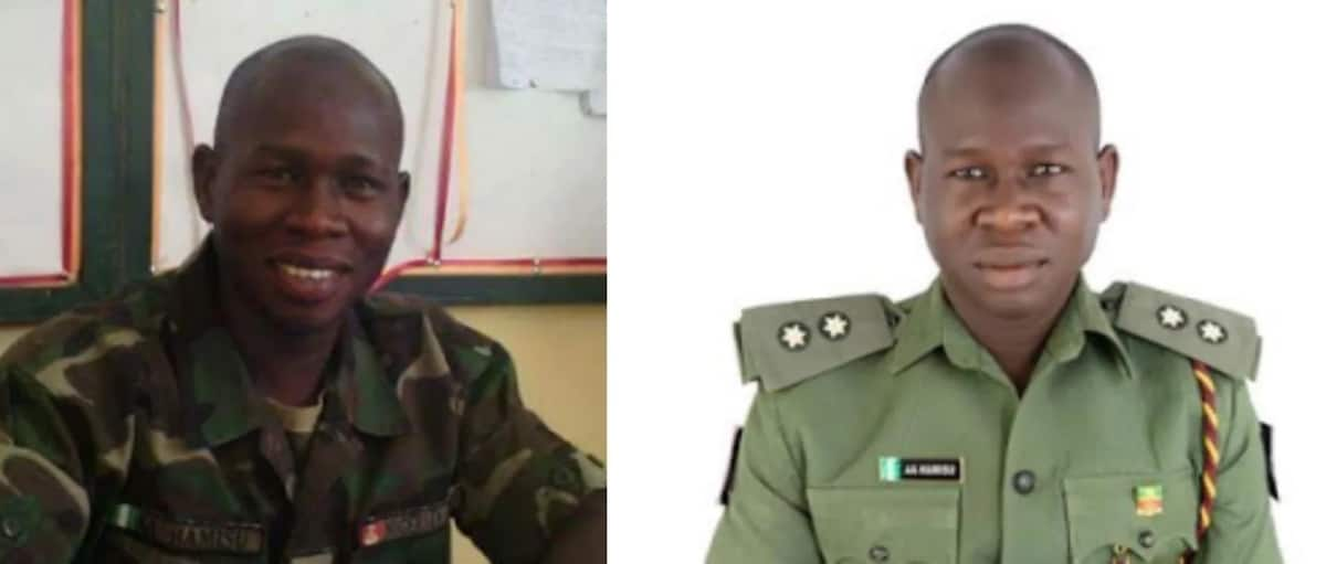 Photos of another Lieutenant killed in a Boko Haram attack