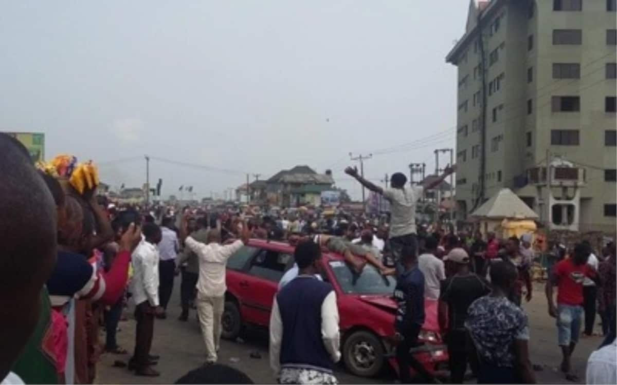 Police escort allegedly kills taxi driver in Port Harcourt