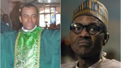 APC reacts to Mbaka's prophecy on President Buhari