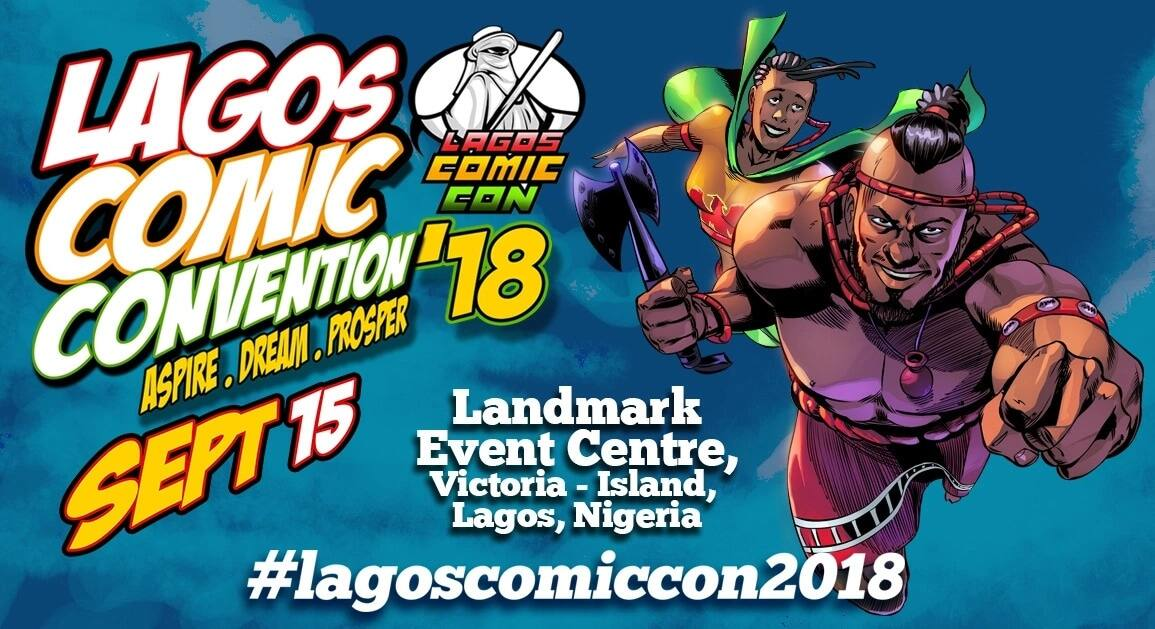 Why we started the Lagos Comic Con – Ayodele Elegba