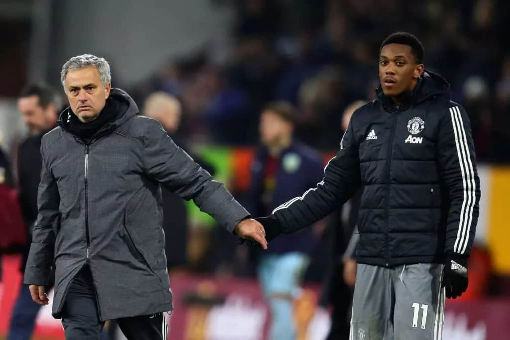 Anthony Martial discussing personal terms with Juventus over possible summer switch