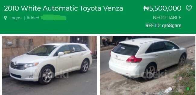 Venza SUV
