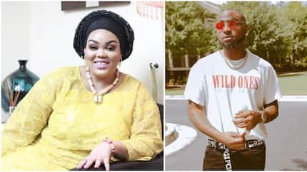 Fela's daughter gives reason she doesn't like Davido, says she can't relate to his music