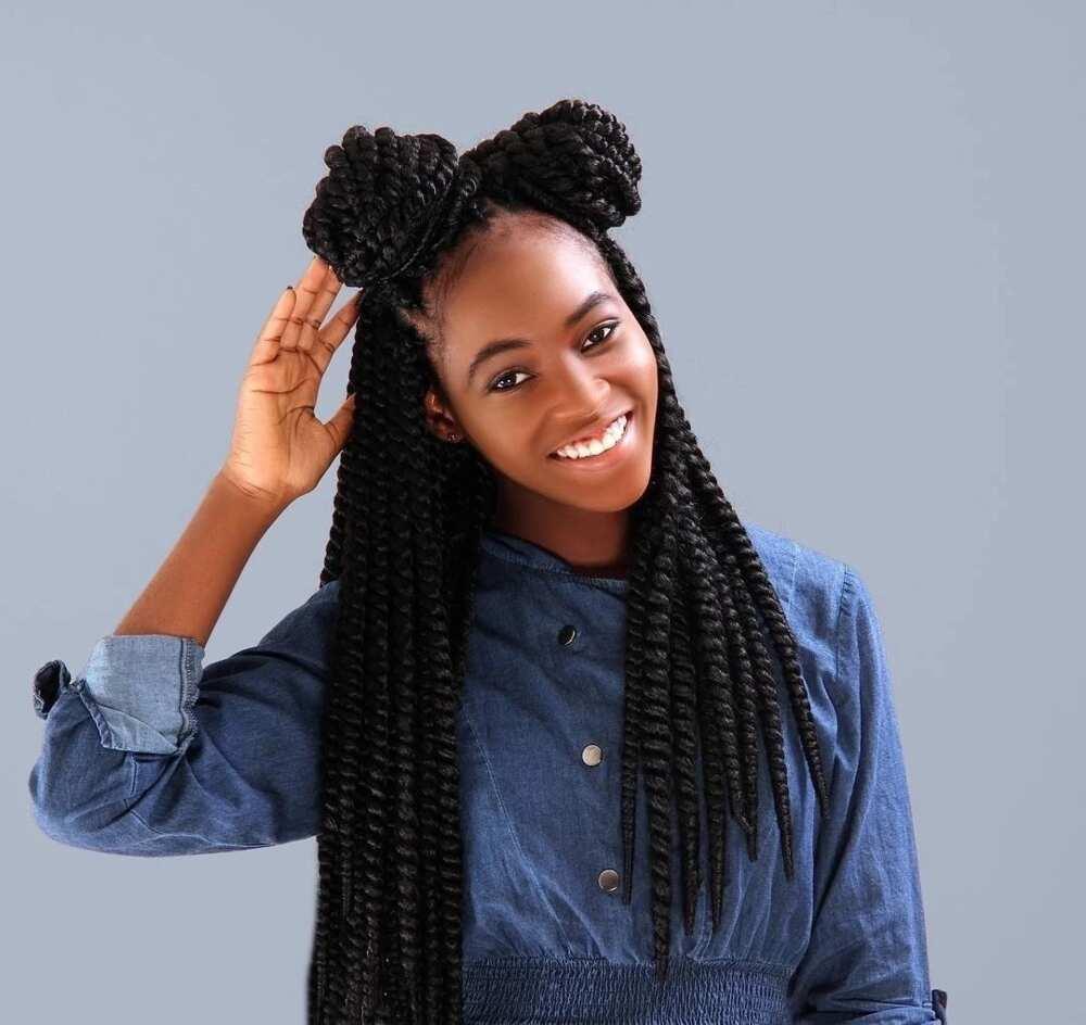 Twist Crochet Braids Styles Marley Kinky Havana Legitng